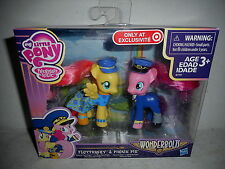My Little Pony Wonderbolts Fluttershy Admiral & Pinkie Pie General Flash - NIP