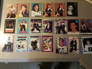 MANON RHEAUME ATLANTA FEMALE GOALIE  NHL RARE ODDBALL CARDS UPDATED YOU PICK