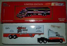 NEW Racing Champions Kulwicki Hooters 1/64 Scale Transporter Bank.    O30#5 dm