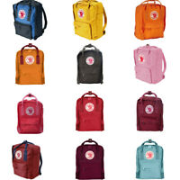 Fjallraven Kanken Mini Backpack - Various Sizes and Colors