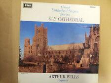 LP ELY CATHEDRAL Arthur Willis csd3625