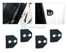 Car Door Striker Cover Lock Antirust Protector Case for Subaru XV Legacy Impreza