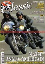 MOTO REVUE CLASSIC  4 HARLEY DAVIDSON XLCR 1000 LAVERDA YAMAHA XT 500 BOL d'OR