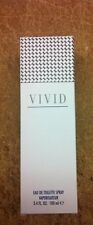 VIVID by ARDEN Large 100 ml Edt SPRAY VERY RARE & HTF New in Box