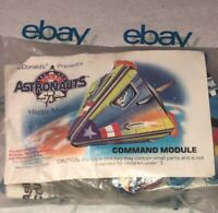 1991 Young Astronauts Command Module Easy Build Aircraft Space Toy 3D Puzzle