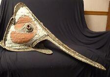 Long Nose Tumbuan Mask  Kabriman Village, Blackwater River, PNG (Purchased 1999)