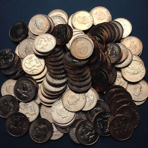Zambia Lot 100 coins, 1 Ngwees * 100, 1983, KM#9a, Animals, small coin, UNC