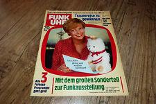 Funk Uhr Nr.33 1979  Boney M uvm /Tv prg 18-24 August