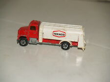 Vintage Tomy Tomica Texaco Tanker Ford F62 Made in Japan 1/95 Scale
