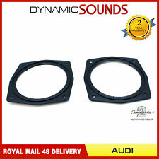 CT25AU12 17cm 165mm Car Rear Door Speaker Fitting Adaptors For AUDI TT 2007-2014