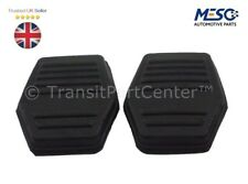 A PAIR OF PEDAL PAD RUBBER FORD MONDEO FOCUS CONNECT TRANSIT