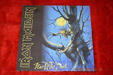 IRON MAIDEN - Fear Of The Dark 2 LP Gatefold (reissue)