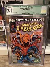 Amazing Spider-Man #238 1st App Hobgoblin w/o Tattooz Newsstand CGC 7.5
