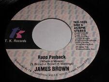 James Brown: Rapp Payback / Rapp Payback (Pt. II) 45