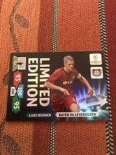 PANINI Adrenalyn XL Champions League 2013/2014 Lars Bender Limited Edition