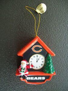 2014 Danbury Mint Christmas ornament, Chicago Bears