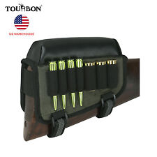 Tourbon Rifle Cheek Piece Right-handed 600D & PU at US Warehouse Fast Delivery