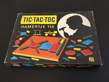 70s#VINTAGE Hamertje Tik, Tic Tac Toc By JUMBO#NIB