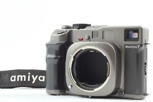 [NEAR MINT STRAP] Mamiya 7 Medium Format Film Camera Body from JAPAN