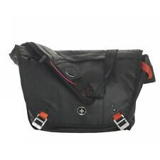 Swiss Digital Jumper Multi-Function USB-Charging Laptop Messenger Bag SD-185