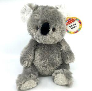 Melissa and Doug Sidney Koala Bear Plush NEW Stuffed Toy 10in Model 7605