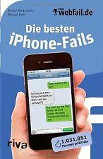 Die besten iPhone-Fails von Marjanovic, Nenad, Iber, Manuel   Buch   Zustand gut