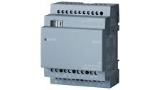 Siemens   LOGO! DM16 24 Erweit.-Modul, DC 24V/DC 24V/ 6ED1055-1CB10-0BA2