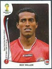 PANINI WORLD CUP 2014- #287-COSTA RICA-ROY MILLER