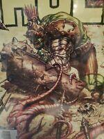 Incredible Hulk #92 A Ladrönn Variant 1st Printing CGC 9.6 2006