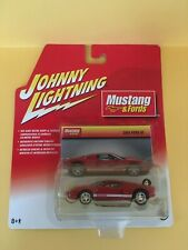Johnny Lightning Mustang & Fords 2005 Ford GT - Red 1:64