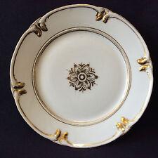 Assiette porcelaine de Paris  première moitié du XIXe France