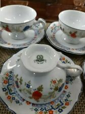 Japan Cups & Saucers 6pairs
