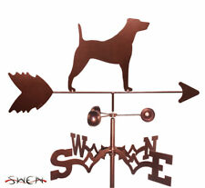 SWEN Products JACK RUSSELL DOG Steel Weathervane