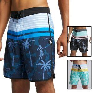 "Hurley Men's Phantom Aloha Twist 18"" Boardshorts"