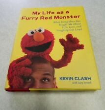 My Life as a Furry Red Monster What Being Elmo Has Taught Life, Love Kevin clash