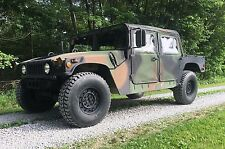 hummer H1, 1992 AM General M998 Humvee ,Clear Indiana On road Title