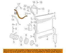 Lincoln FORD OEM 06-11 Town Car AC A/C Air Conditioner-Liquid Line 6W1Z19835AA