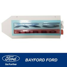 Genuine Ford Tailgate Name Plate For Focus Xr5 Lv Mondeo Ma/Mb/Mc