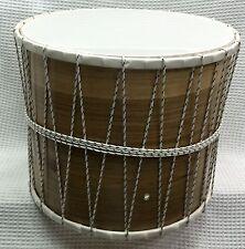 Turkish Professional Davul Percussion Walnut Drum