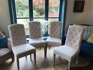 4 Neptune Sheldrake Chairs Exc Cond Cost £1380