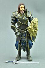 World Of Warcraft Lothar Wow Jakks Pacific Action Figure