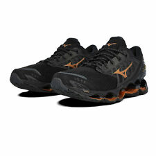 Mizuno Mens Wave Prophecy 9 Running Shoes Trainers Sneakers - Black Sports