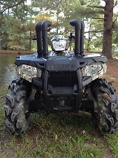 POLARIS SPORTSMAN 570 SNORKEL KIT..100% BOLT ON..YOU PICK SNORKEL STACK LOCATION