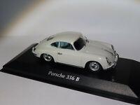 Porsche 356 B / 356B coupé de 1961 au 1/43 de Minichamps / Maxichamps