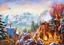 Schmidt Thomas Kinkade - Disney - Ice Age - 1000pc Jigsaw Puzzle