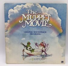 Vintage The Muppet Movie Soundtrack Vinyl LP