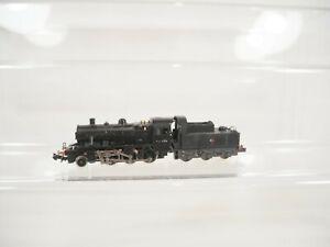 Minitrix N Gauge Ivatt 2MT 4-6-0 BR Black