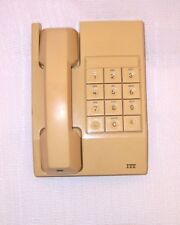 Vintage ITT Desk Top / Wall Mount Corded Telephone,No Model #, Mississippi USA,