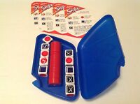 Swipe Fundex Travel Fun Pocket Size Dice & Chip Game Complete