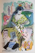 Pierre Louÿs Coffret pour bibliophiles 1950-1951 Minache Berque Schem Grau Sala